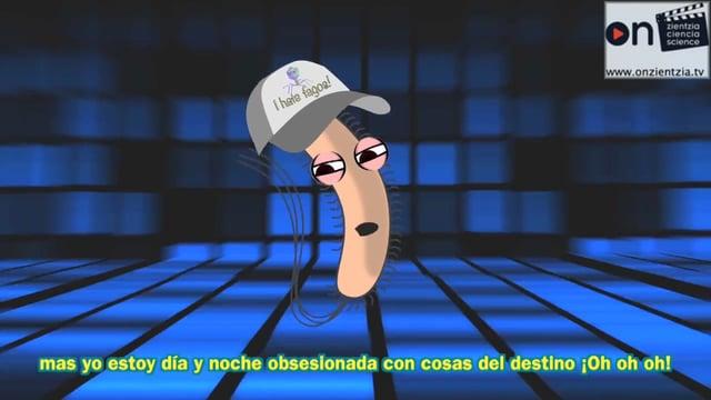 Soy  esa  bacteria  que  vive  en  tu  intestino