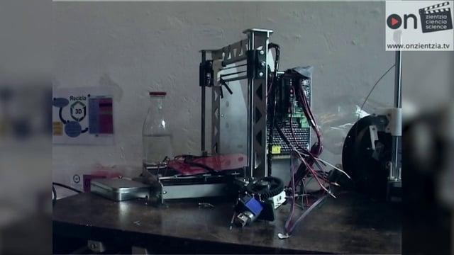 3D  inprimatzaileak